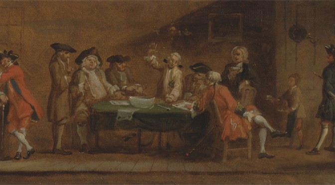 Joseph_Highmore_-_Figures_in_a_Tavern_or_Coffee_House_-_Google_Art_Project