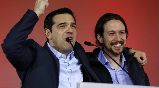 Operación SYRYZA: la vuelta de Grecia al DRACMA