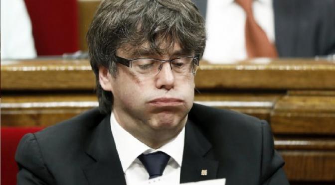 La destrucción de empleo en Cataluña