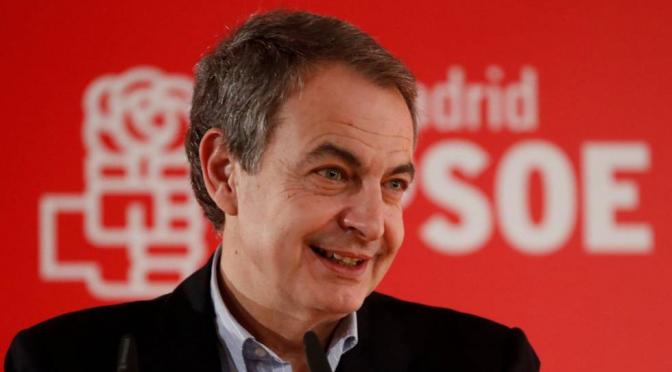 La MARCA PSOE y la Teoría del Paraguas