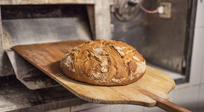 Ganarás el pan con el sudor de tu frente. Por Arnelas