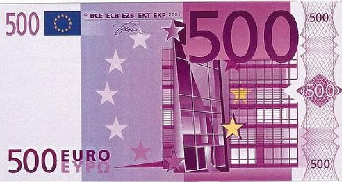 ¿Es bueno que desaparezca el billete de 500 euros?