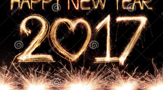 Feliz y próspero 2017