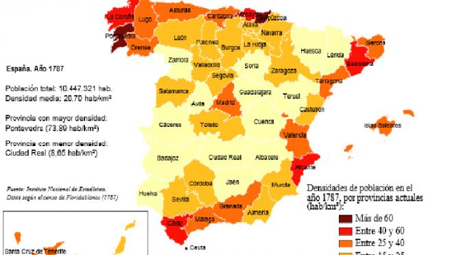 La España Vacía y el problema catalán