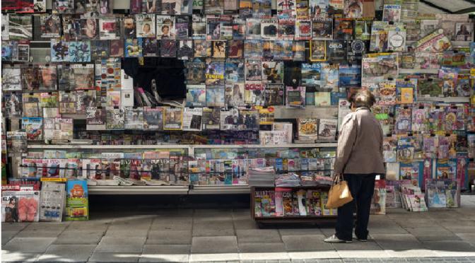 Monetarizar la Información: el Síndrome de Machado