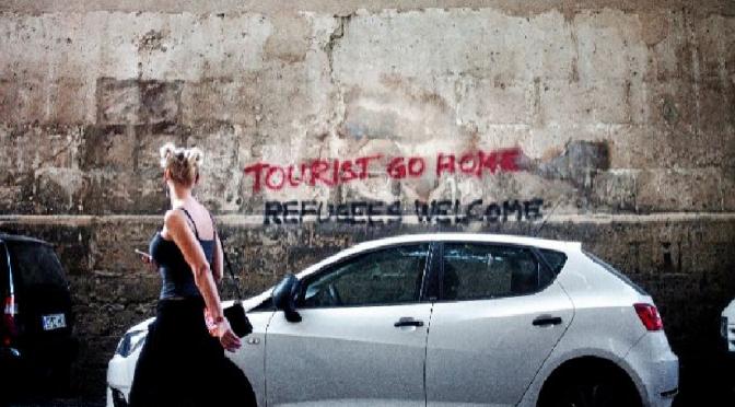 No es turismo, es una invasión