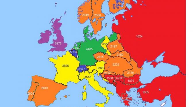 Genealogía del Mito de la España atrasada