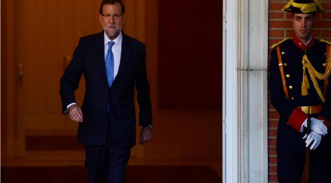 Elogio de Mariano Rajoy