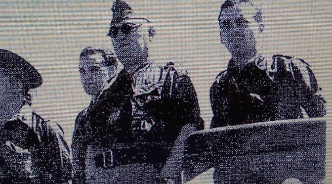 Los nietos del Comisario Francisco Antón