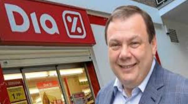 Los supermercados DIA, al borde de la quiebra