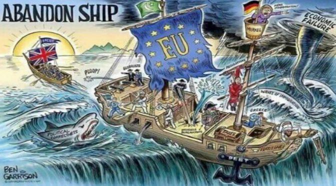 La revolución puritana (42): UE OTAN ASIA, EUTANAZIA