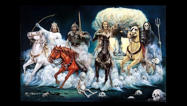 Los 4 jinetes de la Revolución Puritana (34)